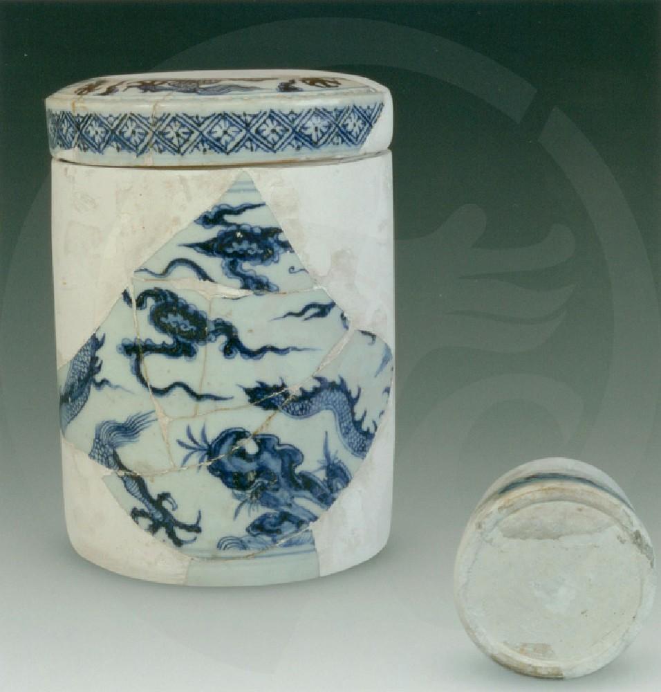 元代青花瓷 - 香儿 - xianger