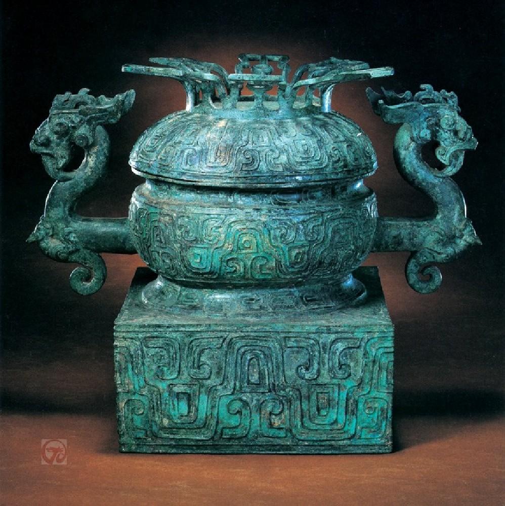 难得一见 青铜器 - 香儿 - xianger